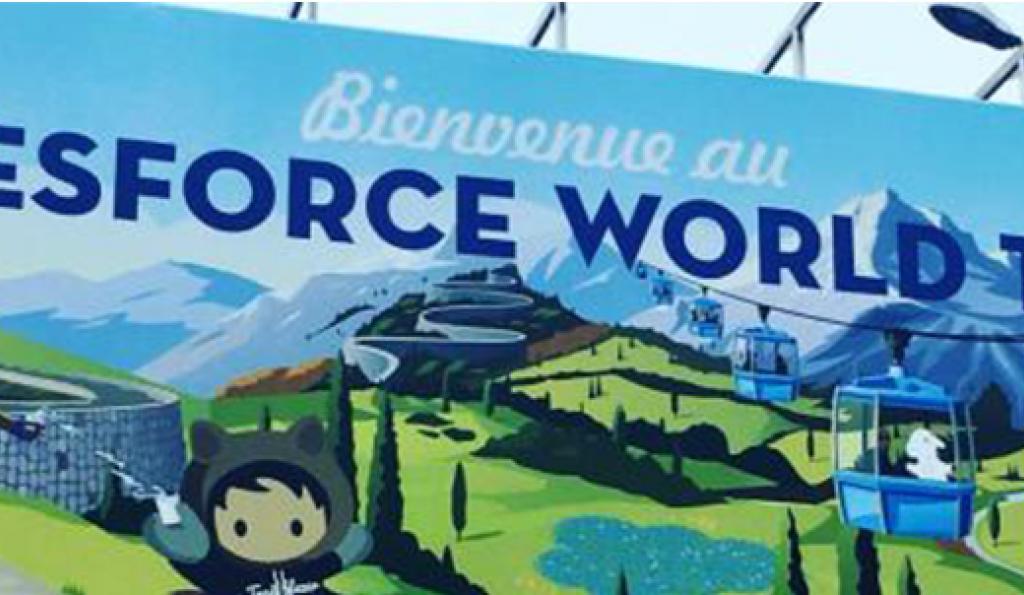 SalesforceWorldTourbyVISEO