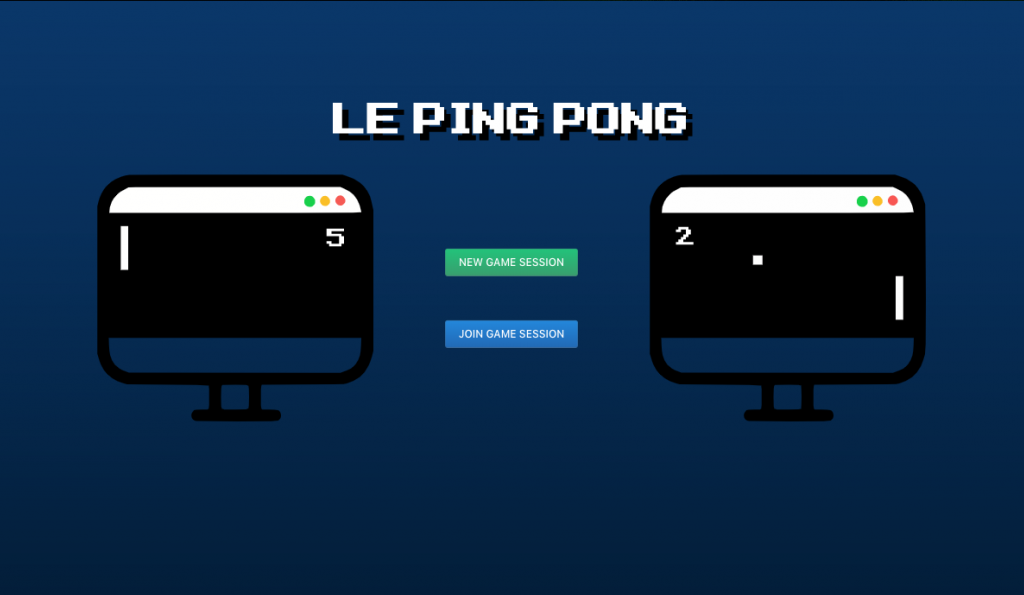 Ping Pong by VISEO
