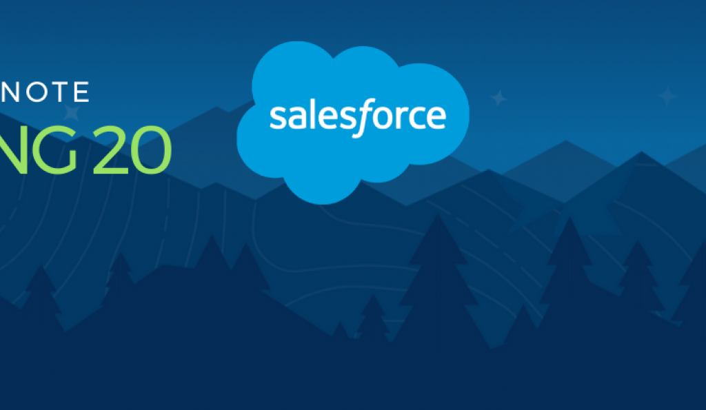 Salesforce Spring20