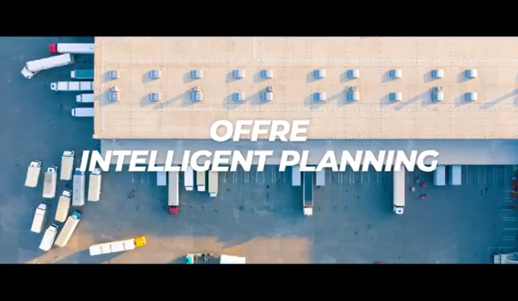 Offre intelligent planning by VISEO