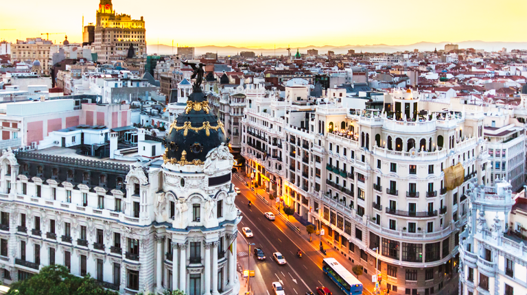 Madrid by VISEO