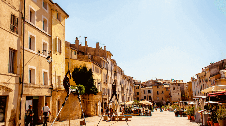 Aix-en-Provence by VISEO