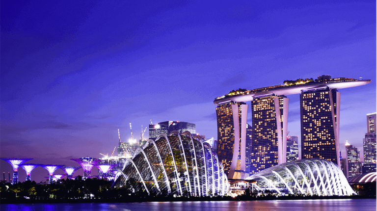 Singapour by VISEO