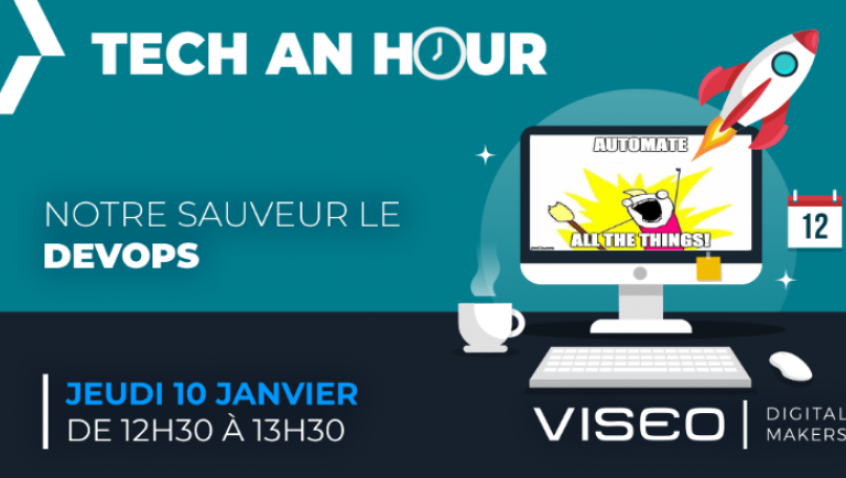 Tech an hour by VISEO