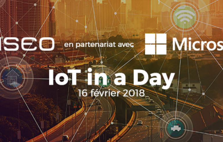 Iot in aday