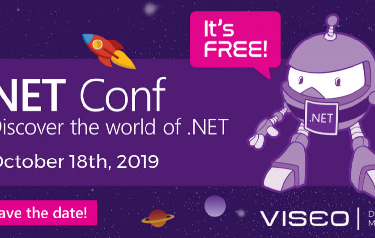 .NET Conf 2019 by VISEO