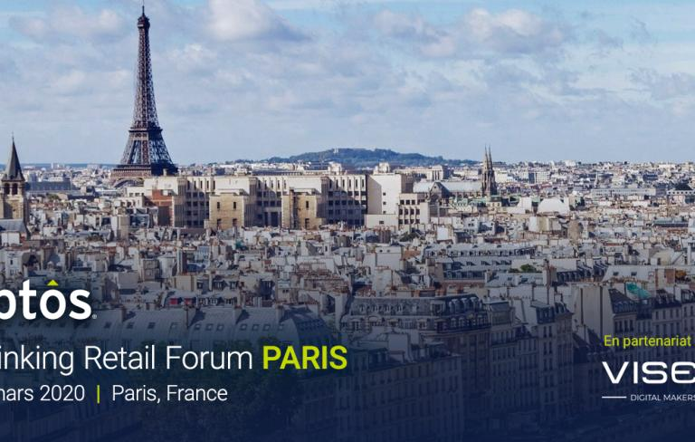 VISEO partenaire du Thinking Retail Forum APTOS