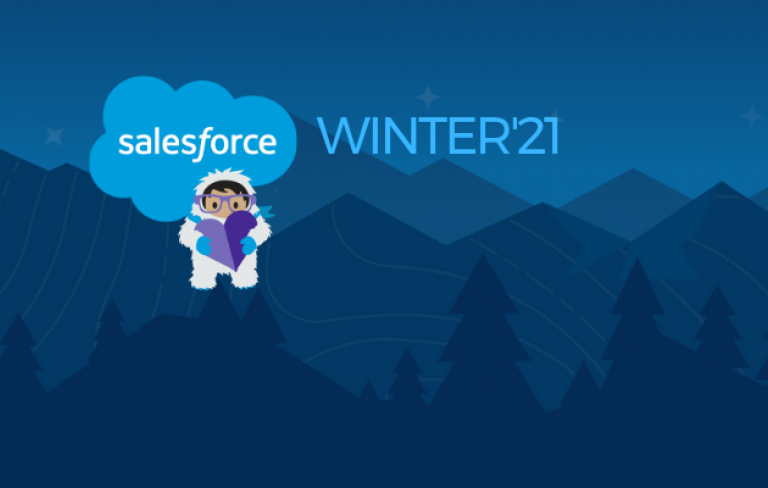 Salesforce winter'21