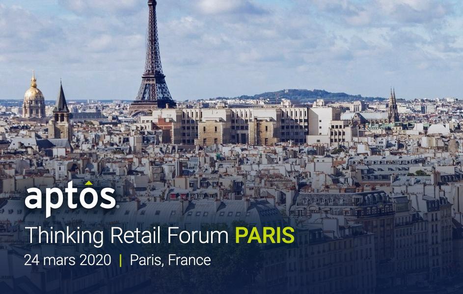 VISEO partner of the Thinking Retail Forum APTOS